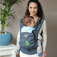 AIR ergonomic baby carrier - Funny Dino