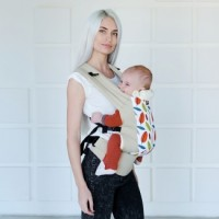 DLight ergonomic baby carrier - Leaves SALE