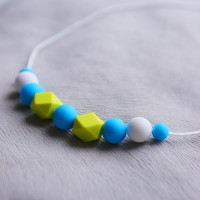 Baby wrap necklace Lily of the Valley