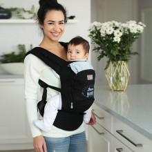 AIR ergonomic baby carrier - Wild Jungle